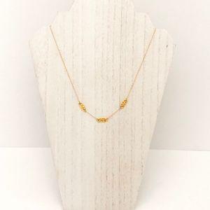 Gorjana Skye Necklace in Gold